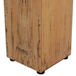 Tycoon TKLE-29SPM Legacy Series Spalted Maple Cajon