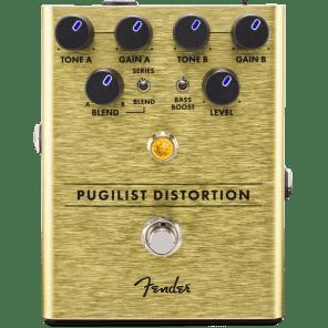 Fender Pugilist Distortion Pedal 885978891160 for sale