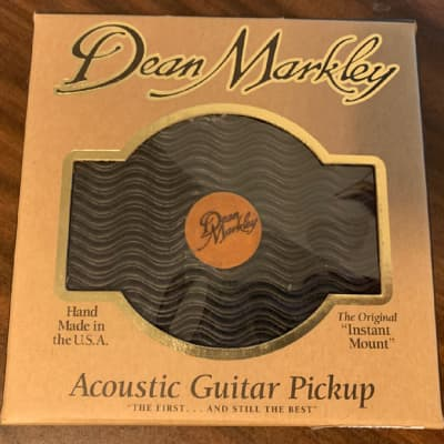 Dean Markley Artist Transducer Acoustic Guitar Pickup 3000, NEW in Box ! for sale