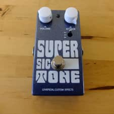 Lovepedal Super Sic Tone Fuzz - Excellent Condition w/ box
