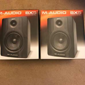 M-Audio BX5 Premier Active Studio Monitors (Pair)