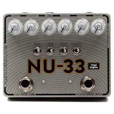 SolidGoldFX NU-33 Vinyl Engine