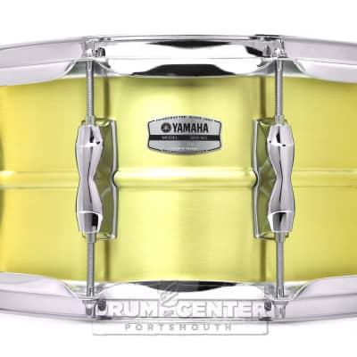 Yamaha Recording Custom Brass Snare Drum 14x6.5