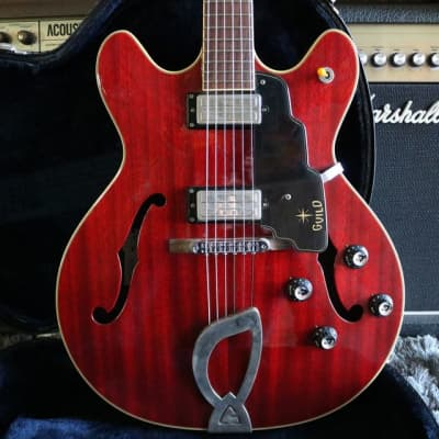 Guild Starfire IV Reissue 2012 for sale