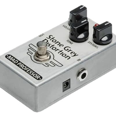 Mad Professor Stone Grey Distortion - Used for sale