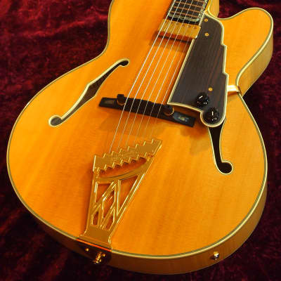 D'Angelico 【USED】 NYS-2 Custom Natural 【G-CLUB TOKYO】 for sale