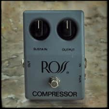 Ross Compressor Gray 1970s