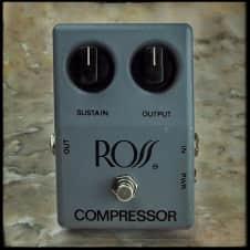 Ross Compressor Gray 1970s
