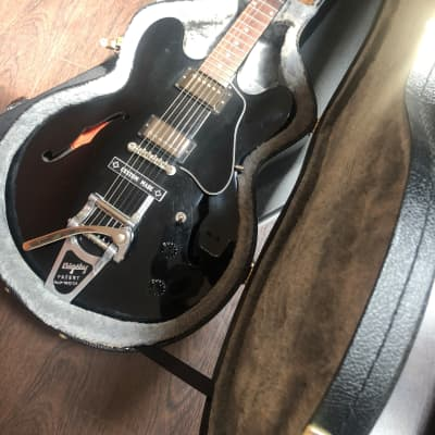 Gibson  Menphis 335 with bigsby  Ebony for sale
