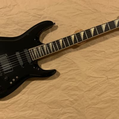 Hyundai Hst-90/Bk  80s  Made in Korea  Superstrat  Hss  Floyd Rose for sale