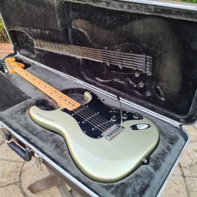 Fender 25th Anniversary Stratocaster 1979 - 1980 Silver Metallic for sale