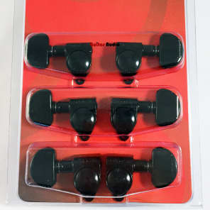Grover 102BC Rotomatic 3x3 Tuning Machines 14:1 Ratio