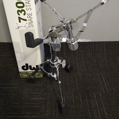 DW DWCP7300 7000 Series Single-Braced Snare Drum Stand