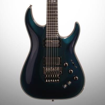 Schecter Hellraiser Hybrid C-1FRS Electric Guitar, Ultra Violet for sale