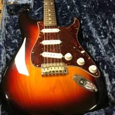 Fender John Mayer Stratocaster 2011 Sunburst
