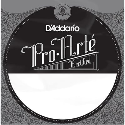D'Addario J3004 Single Rectified Nylon Classical Guitar String