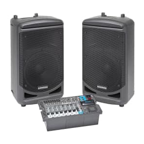Samson XP1000 Expedition Series 1000w Portable PA System