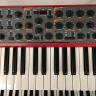 Nord Lead 3 Synthesizer Red