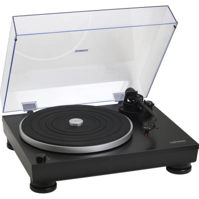 Audio-Technica AT-LP5 Direct-Drive Turntable (USB & Analog)