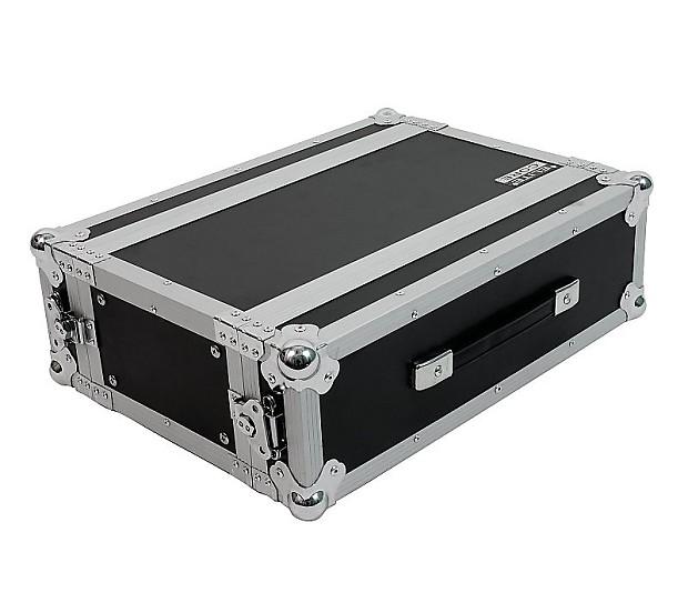 elite core 3 space 10 deep ata rack road case for reverb. Black Bedroom Furniture Sets. Home Design Ideas