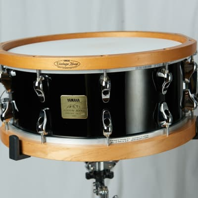 "Yamaha MSD14AF Anton Fig Signature 14x6"" Maple Snare Drum with Wood Hoops"