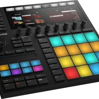 Native Instruments Maschine MKIII Groove Production Control Surface