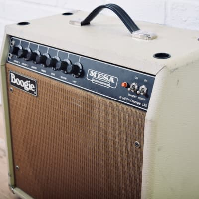 Mesa Boogie Son Of Boogie SOB vintage USA made tube amp combo amplifier for sale