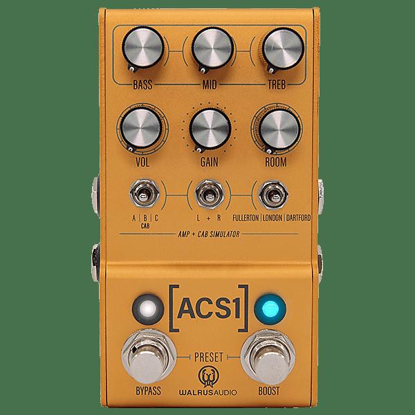 Walrus Audio ACS1 Amp and Cab Sim