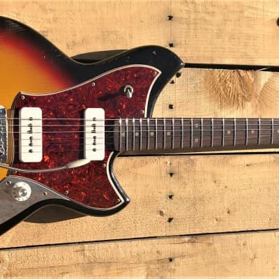 Novo Serus J '64 3 Tone Sunburst for sale