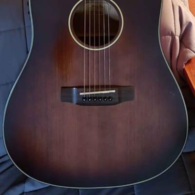 Morgan Monroe MDC-1B Acoustic Electric Dreadnought Guitar for sale