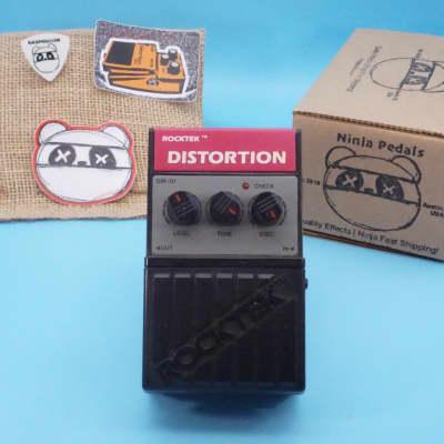 Rocktek DIR-01 Distortion | Rare 1980s | Fast Shipping! for sale