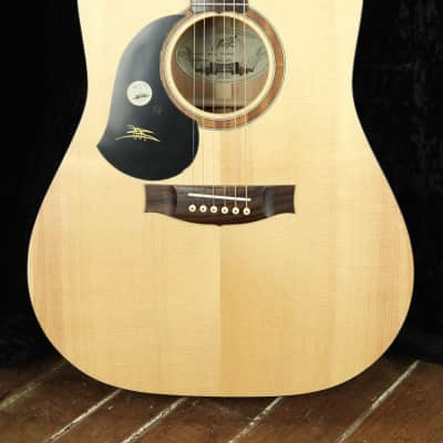 Maton S60-LH Left Handed Dreadnought Acoustic Guitar for sale