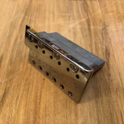 Vintage USA Diameter Trem Block and Plate