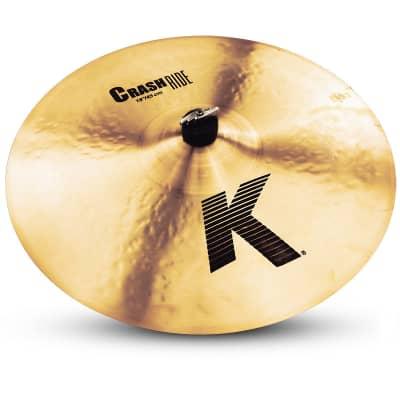 """Zildjian 18"""" K Series Crash/Ride Cymbal"""