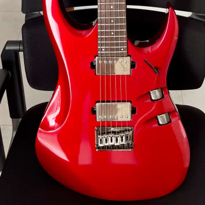 Maverick F2 (Ibanez style, GB brand) 2000 Red for sale