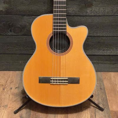 Epiphone CE Coupe Acoustic-Electric Classical Guitar for sale