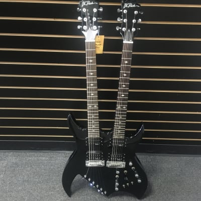 Used BC Rich Legacy Doubleneck for sale