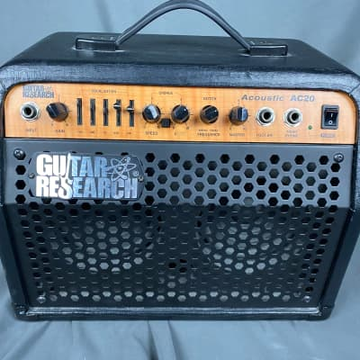 Guitar Research AC-20 Acoustic Guitar Amp for sale