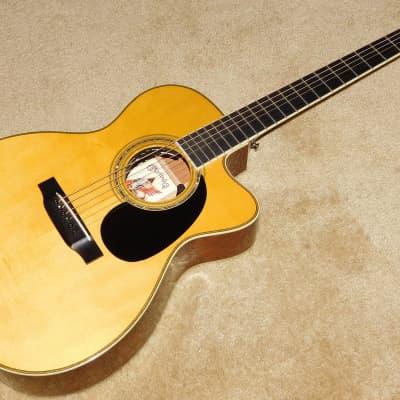Martin 000C Steve Miller Pegasus*Acoustic/Electric Guitar*2005*OHSC for sale