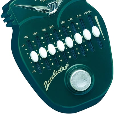Danelectro DJ-14 Fish and Chips 7-Band EQ Guitar Effects Pedal for sale