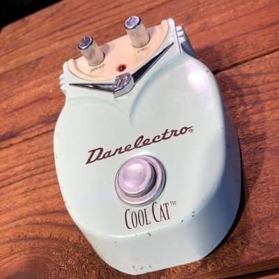 (8032) Danelectro Cool Cat Chorus