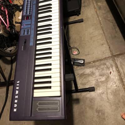 Kurzweil SP76 Keyboard