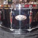 """Pearl Session Studio Select 6.5x14"""" Snare Drum In Black Halo Glitter"""