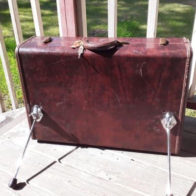 Samsonite Suitcase Bass Drum