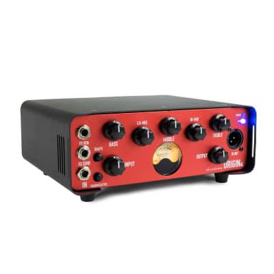 Ashdown ORIGINALHD1 300-Watt Mini Bass Head - (B-Stock)