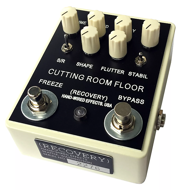 Recovery Cutting Room Floor v2 | Reverb