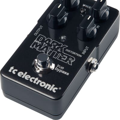TC Electronic Dark Matter Distortion Pedal for sale