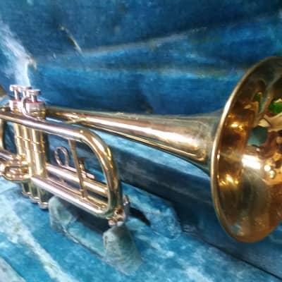 Conn Connquest Vintage 1957 Professional Trumpet In Excellent Condition