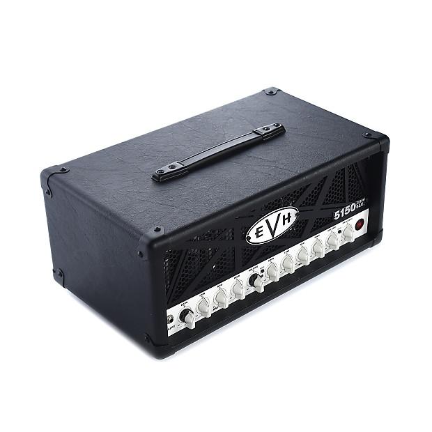 evh 5150 iii 50 watt 6l6 head black reverb. Black Bedroom Furniture Sets. Home Design Ideas