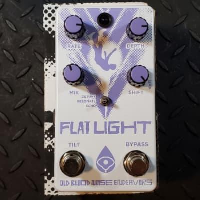 Old Blood Noise Endeavors Flat Light Textural Flange Shifter Flanger FREE SHIPPING